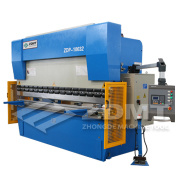 Hydraulic Press Brake/Plate Bending Machine/Hydraulic Bender pictures & photos