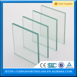 Widely Usage 4-19mm Clear/Ultra Clear Tempered Glass pictures & photos