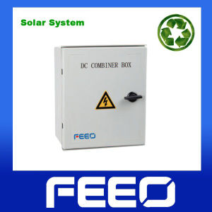 Solar Control PV Multi-String Combiner Box pictures & photos