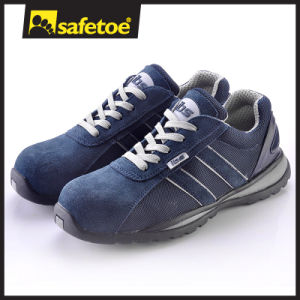 Casual Safety Shoes (L-7034B)