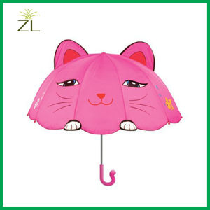 Cartoon Kid Children Dome Umbrella Promotional Items pictures & photos