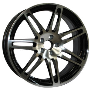 Custom Replica Alloy Wheel for Audi (UFO-A01) pictures & photos