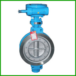 Triple Offset Wafer Butterfly Valve-Metal Seat Butterfly Valve pictures & photos