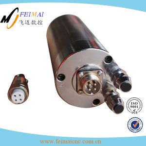 Water Cooled Spindle Motor Woodworking Knife for CNC Router