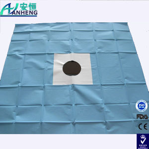 Hospital Medical Sterile Disposable Surgical Drape Sheet pictures & photos