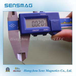 Permanent Micro Magnet for Sensors, Motor Application pictures & photos