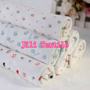 Cotton / Bedding/ Printed/Woven/Combed/ Flannel Fabric pictures & photos