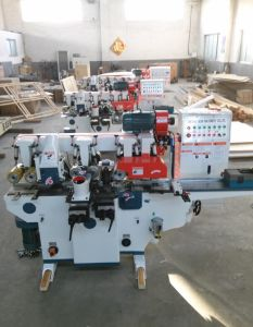 160 mm Wood Four Side Moulder Machine pictures & photos