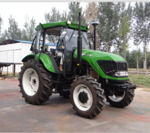 Good Quality China 110HP 4X4 Farm Tractor with Tools pictures & photos