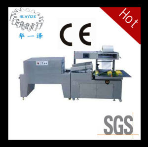Automatic L Type Heat Shrink Wrapping Machine (HZSS560B) pictures & photos