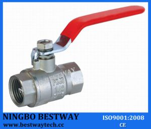Forged Thread Brass Ball Valve (BW-B15) pictures & photos