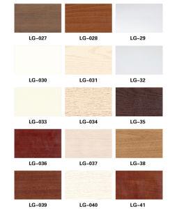 Waterproof Eco-Friendly WPC Wardrobe Sliding Door Panel (PB-90) pictures & photos