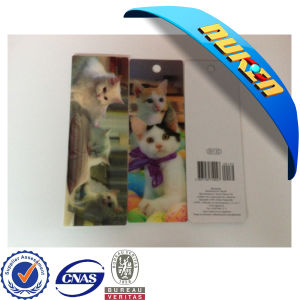 Factory Supply Customized Printable Bookmark pictures & photos