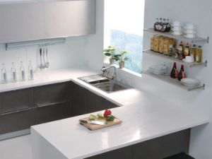 MDF Acrylic Kitchen Cabinets Furniture (zv-004) pictures & photos