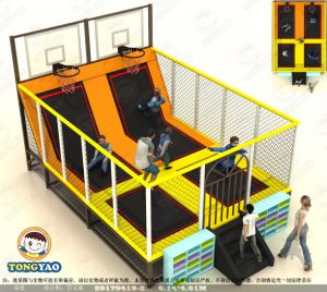 Commercial Trampoline for Children, Fun Trampoline for Sale pictures & photos