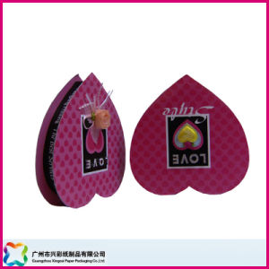 Heart-Shaped Food Box for Packaging Chocolate (XC-1-051) pictures & photos