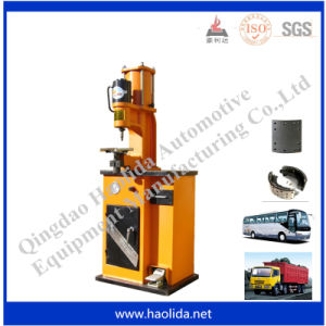 Hot Sale Brake Lining Riveting Machine pictures & photos