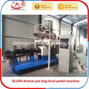 Dry Extrusion Dog Food Processing Line pictures & photos