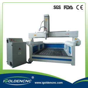 Chocolate Model CNC Engraving Machine 1325 pictures & photos