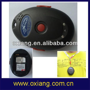 Realtime Mini GPS/GSM Portable Necklack Tracker with Free Website Tracking Software pictures & photos