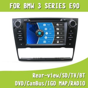 Car DVD Player Android 4.0 System Navigation for BMW E90 E60 (EW803)