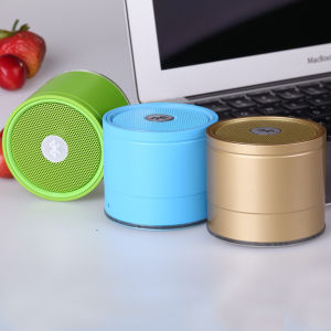 Bluetooth Mini Wireless Speaker with TF Card Slot (A108) pictures & photos