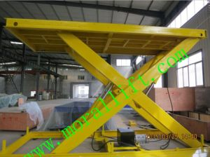 Heavy Duty Hydraulic Scissor Platform (SJG) pictures & photos