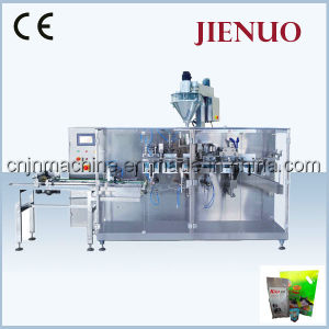 Milk Coffee Powder Automatic Packing Machine in Doypack pictures & photos
