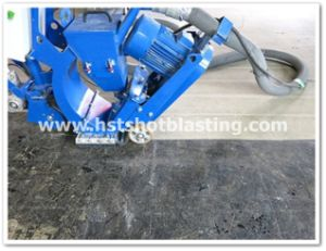 Portable Floor Stripping Shot Basting Machine