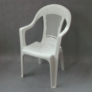 Armed Plastic Stacking Chairs in Different Colors pictures & photos