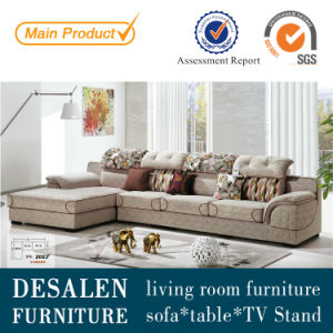Adjustable Headrest High Quality Fabric Sofa Furniture (2023) pictures & photos