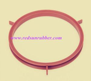 Custom Heat Resistance Silicon Gasket
