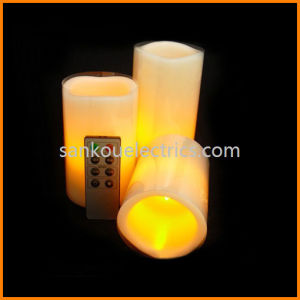 Remote Control Flameless Candle/Party Supply Candle
