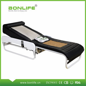 Thermal Jade Massage Bed with Manual Lift pictures & photos