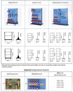 Material Hanger Racking System pictures & photos