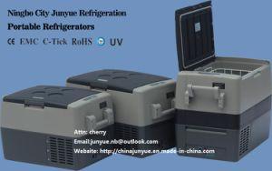 60L DC 12V 24V CE Mobile Car Refrigerator pictures & photos