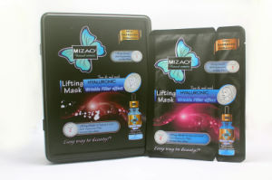 Hyaluronic Wrinkle Filler Effect Lifting Mask Lifting-Serum Face&Neck Mask pictures & photos