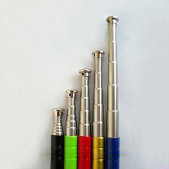 High Precision OEM Colored Extended Telescopic Pole