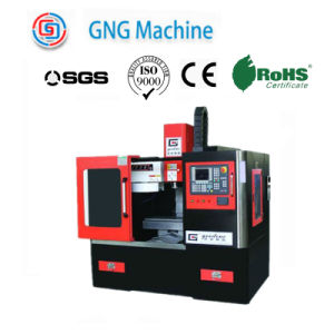 Electrice CNC Milling Machine Center pictures & photos
