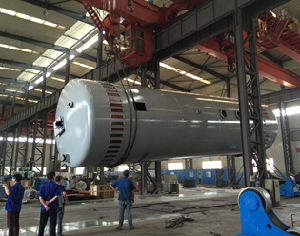 Bottom Blowing D4.4 X 16.6m Smelting Furnace pictures & photos