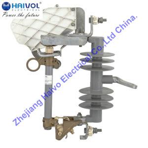 15kv Outdoor Expulsion Drop-out Type Distribution Fuse Cutout with Arc Extinguishing Chamber pictures & photos