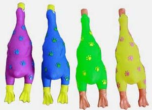 Pet Dog Duck Design of Vinyl/PVC/Rubber Toy, Pet Products pictures & photos