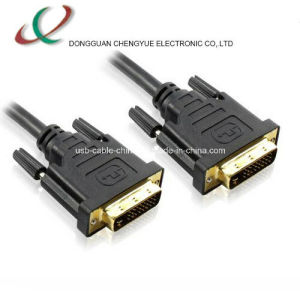 DVI-05 DVI-D Male-DVI-D Male Cable