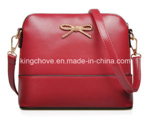 Hot Korean and Fashion PU Ladies Handbag (KCH233) pictures & photos