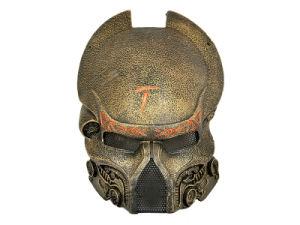 "′numen′ Fiberglass Metal Mesh ""Iron Warrior Wolf"" Mask pictures & photos"