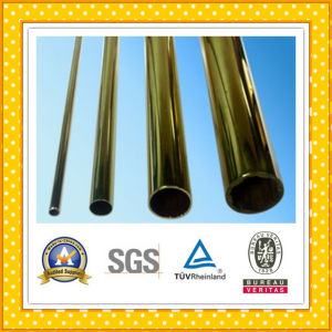 Brass Pipe / Brass Tube pictures & photos