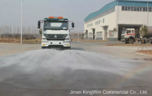 20tons Sinotruk Brand 18m3 Water Tank Truck pictures & photos