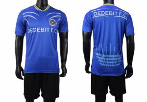 Wholesales Customized Sportswear Sublimation Custom Soccer Uniform pictures & photos