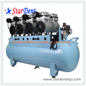 Dental Air Compressor (One For Eight) of Dental Equipment pictures & photos