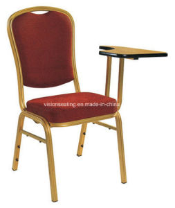 Hotel Conference Meeting Room Chair with Writing Table (5004) pictures & photos